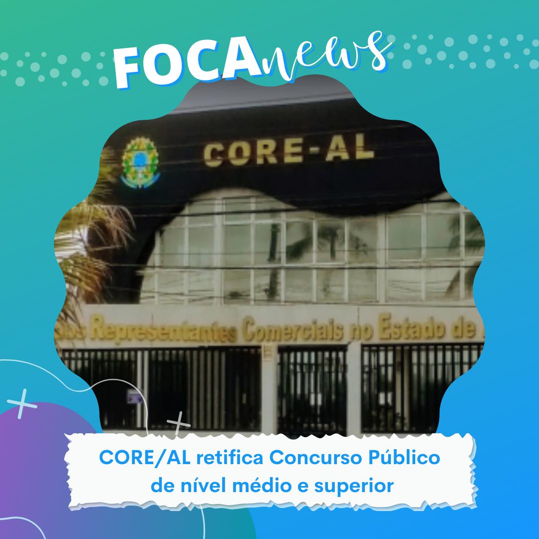 Conselho Regional dos Representantes Comerciais no Estado de Alagoas abre editla para concurso público